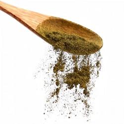 AKAL FOOD - der Bio Energy Pulver Dosier Löffel aus Spirulina und Guarana